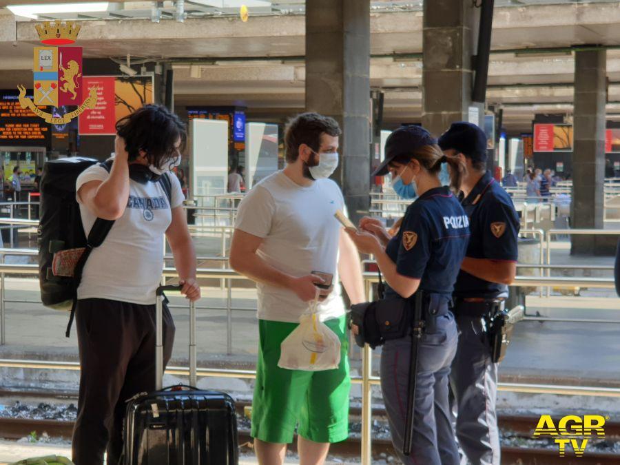 polizia controlli polfer