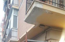 via forni calcinacci dai balconi