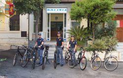 Ladro di biciclette.... le metteva in vendita per pochi euro su internet