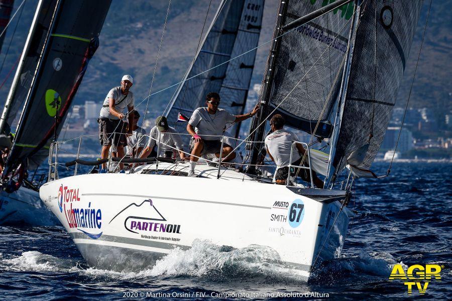 vela campionato italiano assoluto d'altura