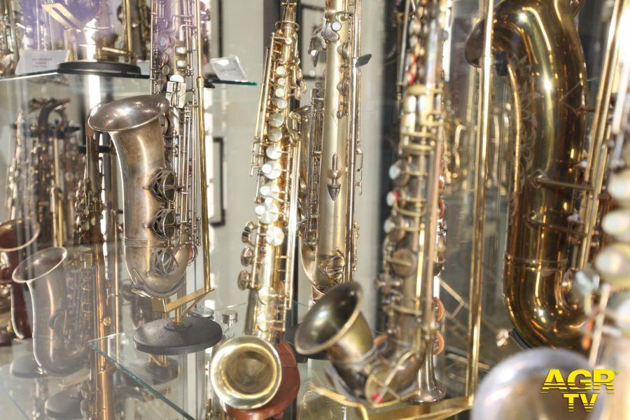 Maccarese, il museo del sassofono  diventa regionale e riapre al pubblico il prossimo 8 maggio