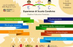 Arriva a Fiumicino l'outdoor education a supporto di genitori e bimbi