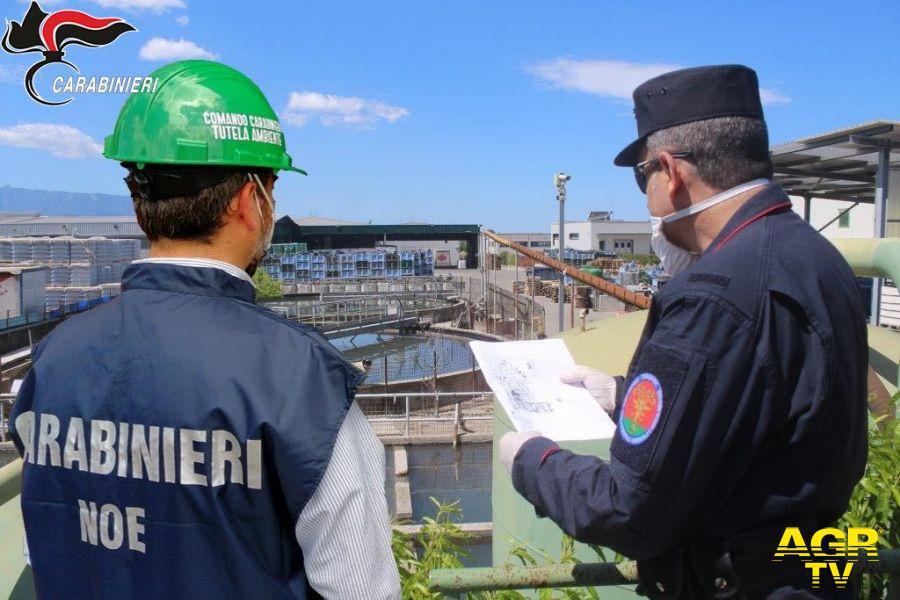 carabinieri tutela ambientale