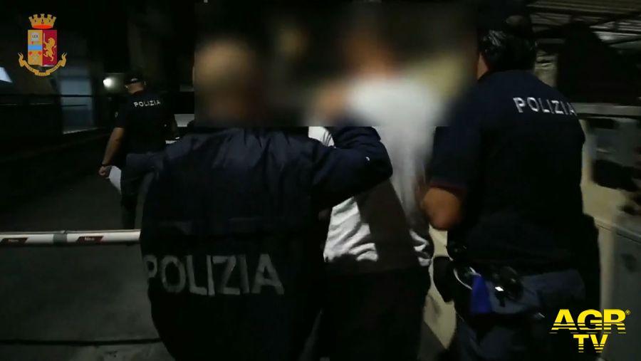 Trullo: Sgominata dalla Polizia di Stato un'associazione criminale