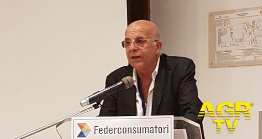 Emilio Viafora, Presidente della Federconsumatori