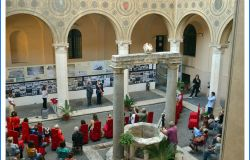 L'Italiano di Tunisi, presentazione del libro di Sonia e Renato Gallico al chiostro