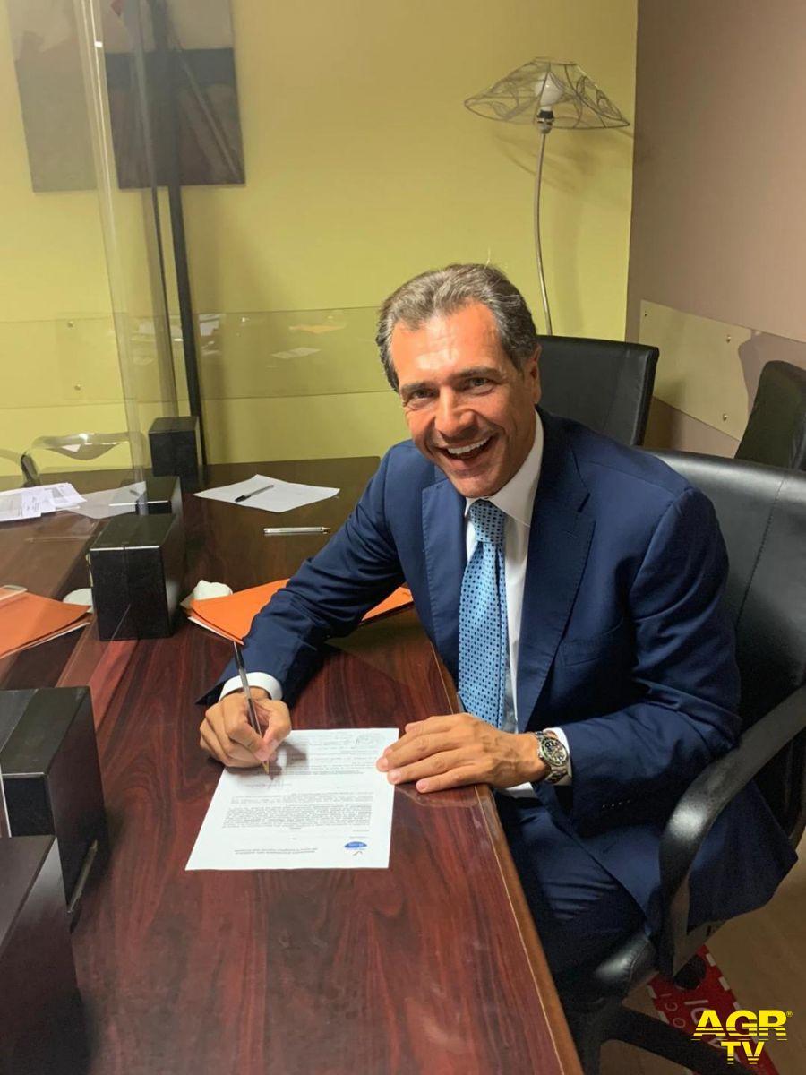 Ernesto Sica Italia Viva Campania