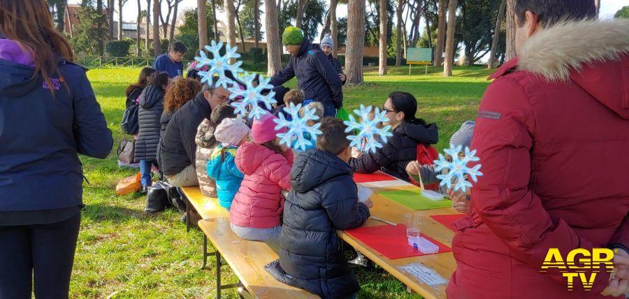 RomaNatura promuove la didattica all'aperto, nasce Nautilus per i bambini della scuola primaria