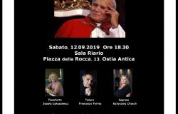 Ostia Antica, concerto alla sala Riario in ricordo di Giovanni Paolo II