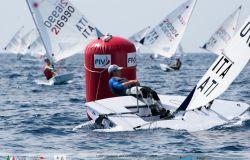 Vela, italiani Laser, verso la sfida finale