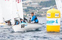 Vela, campionati italiani in coppia, 420 le ultime regate