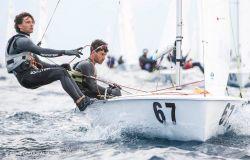vela campionati giovanil 420