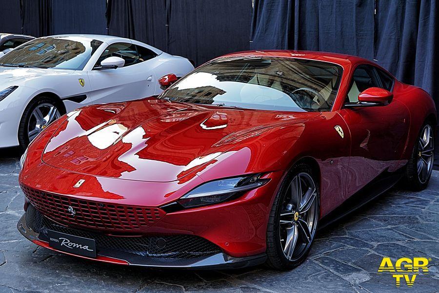 nuova gamma Ferrari