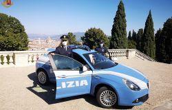 Nuove auto alla Polizia di Stato di Firenze destinate al controllo del territorio in città