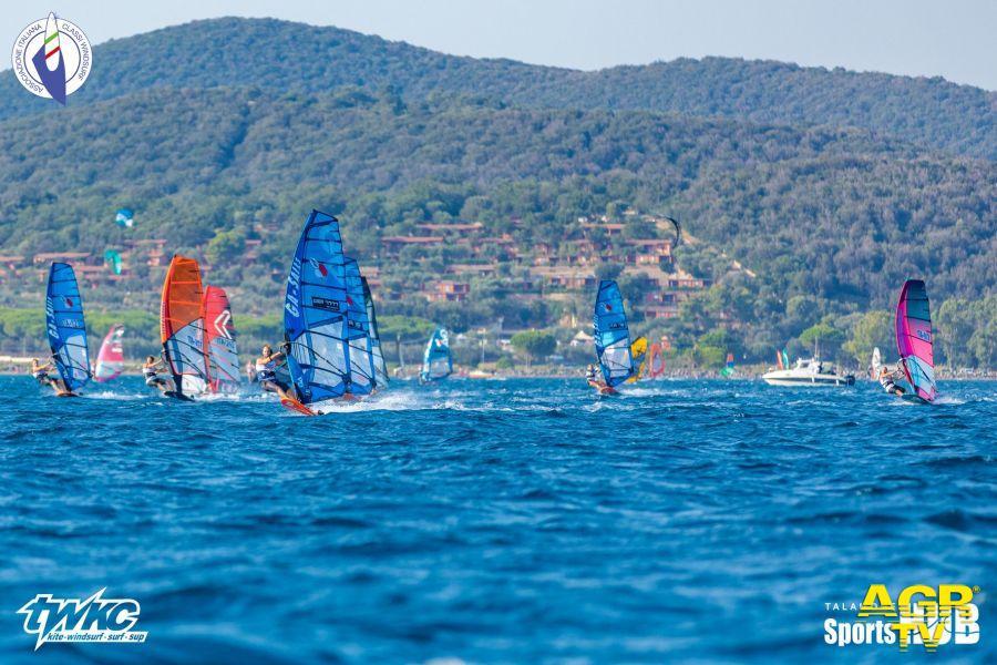 windsurf campionati italiani Talamone