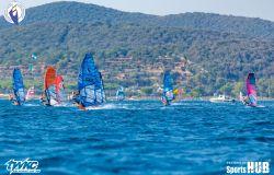 Windsurf, a Talamone la sfida del vento, Malte Reuscher si conferma campione