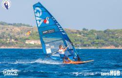 Mat Reuscher campione italiano windsurf