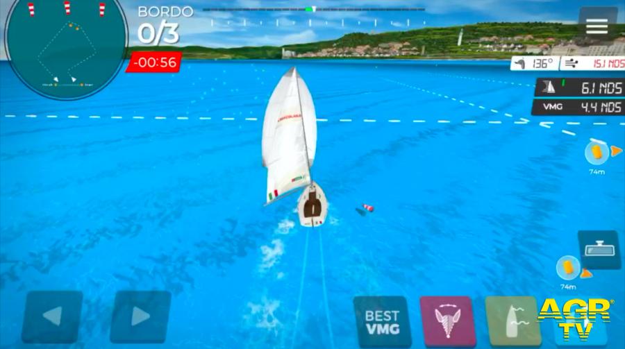 campionato italiano e-sailing