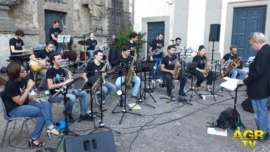 orchestra giovanile jazz Testaccio