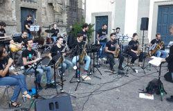 Municipio X, al chiostro l'Orchestra giovanile Jazz di Testaccio