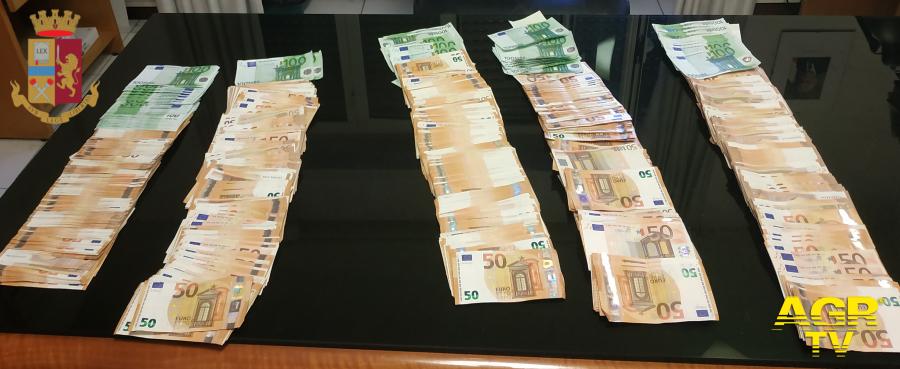 Sferrato un duro colpo al mercato del narcotraffico da parte della Polizia di Stato