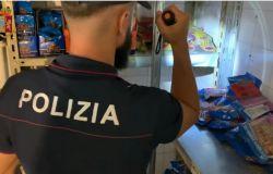 Chiuso un ristorante etnico in zona Garbatella, controlli anti prostituzione