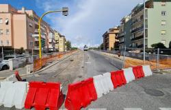 Municipio X, partiti i lavori anche sul secondo cavalcavia di Ostia