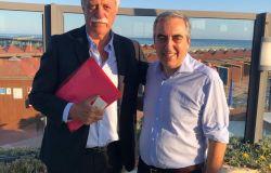 Ostia, Forza Italia riparte da Renzo Pallotta