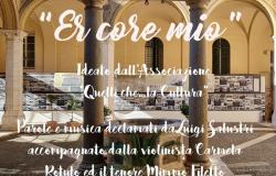 Ostia, poesia e musica romanesca al chiostro