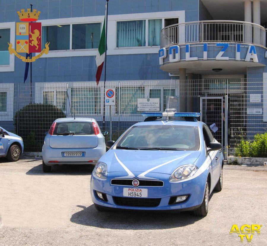 Anzio. La Polizia di Stato arresta due giovani