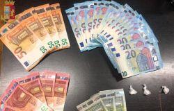 Ponte di nona, operazione antidroga della polizia, sequestrati 100 chilogrammi di stupefacente