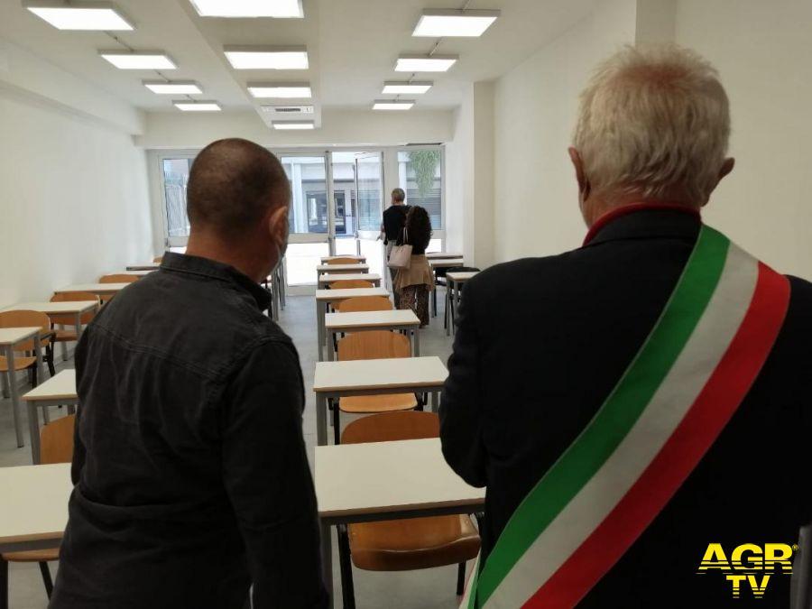 inaugurazione Centro formazione parco Leonardo