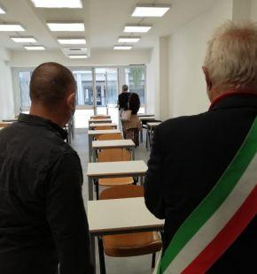 Fiumicino, inaugurati nuovi locali del Centro Formazione a Parco Leonardo