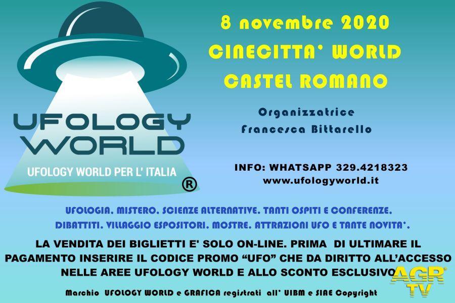 locandina Ufology World 2020