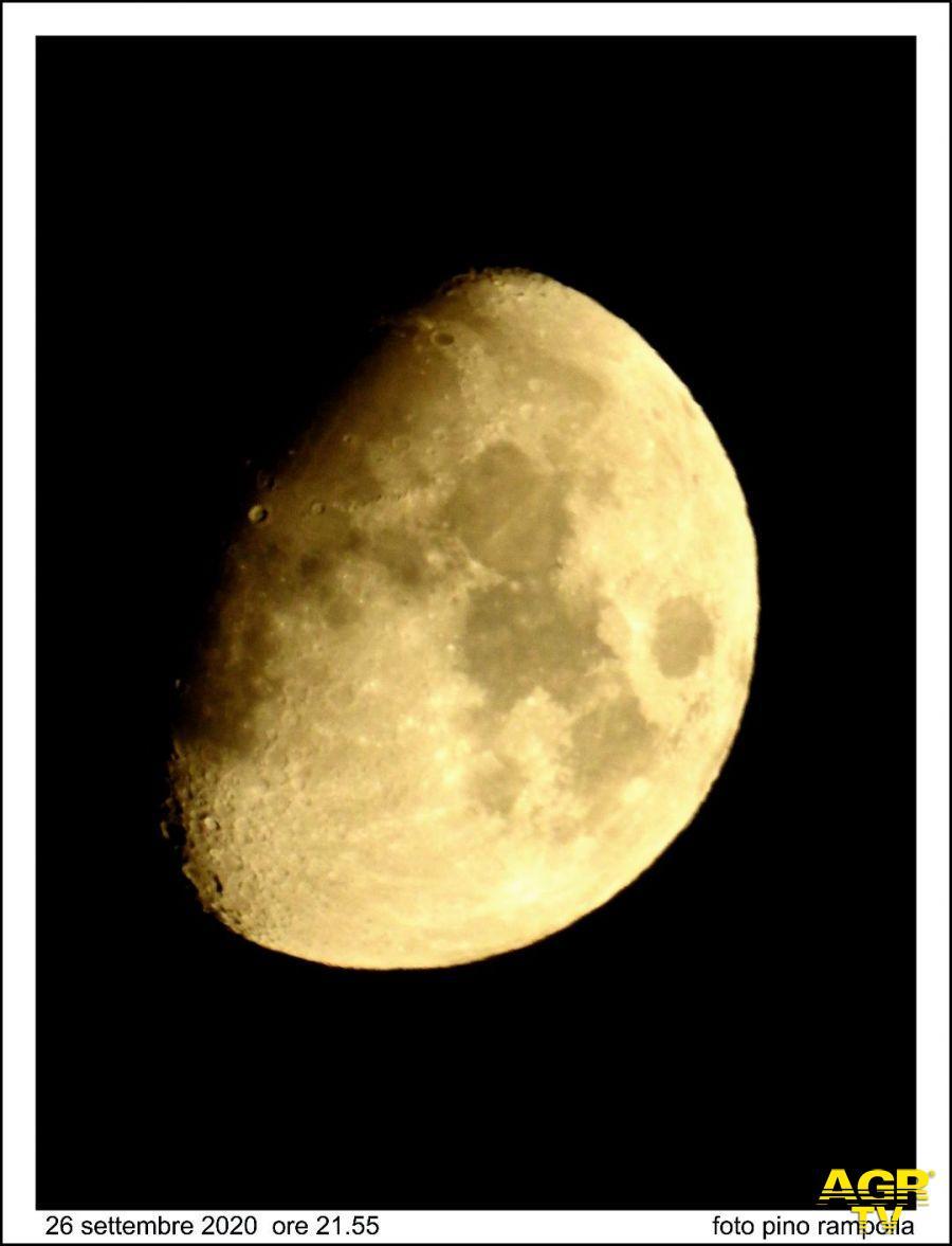International Observer the moon... anche da Ostia