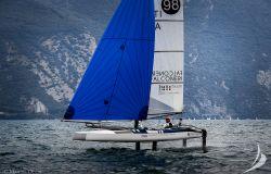 In Austria l'Europeo della vela acrobatica