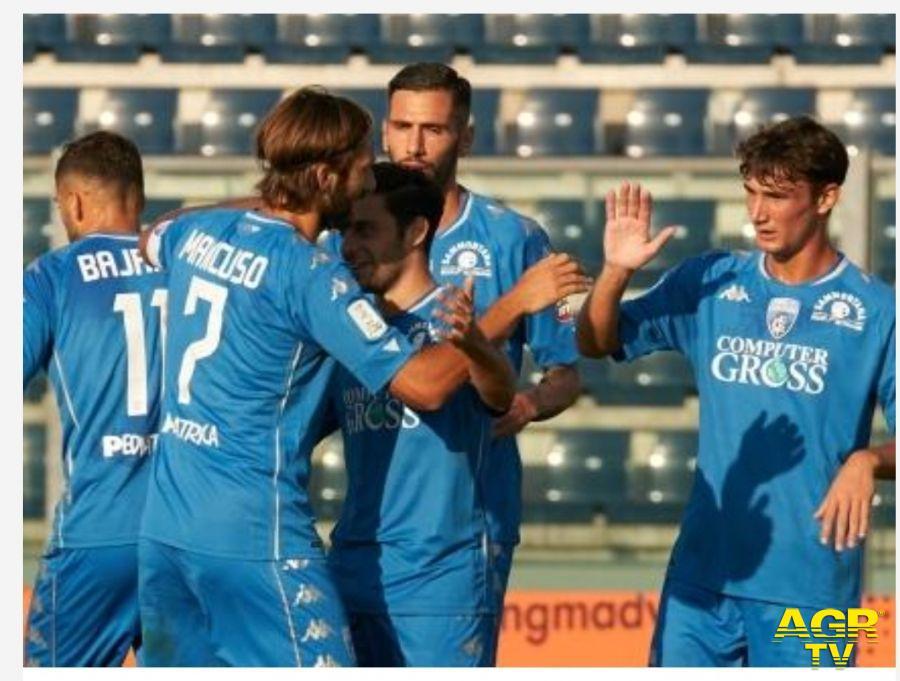 Coppa Italia – Empoli-Renate 2-1