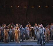 Teatro del Maggio Musicale Fiorentino Il Nabucco sul palco del Maggio