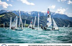 Europei di vela acrobatica in Austria si tingono di azzurro