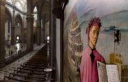 """Il Quirinale tiene a battesimo """"Dante 700"""", la nuova spettacolare mostra fotografica di Massimo Sestini"""