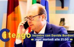 Davide Bordoni, filo diretto con i cittadini , torna: Ci tengo
