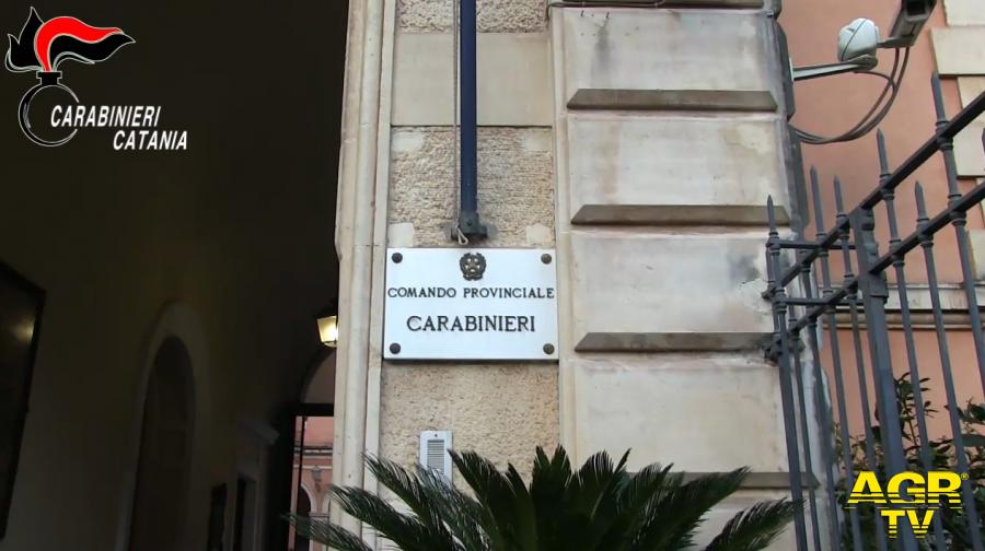 Carabinieri, Comando Proviciale di Catania