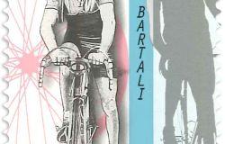 Poste, per i filatelici due francobolli per lo sport, commemorativi di Gino Bartali e della Fisi