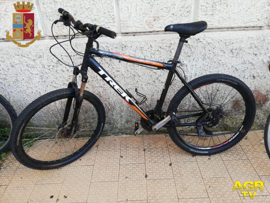 bici usate rapinatori