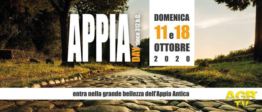 Appia Day, domeniche a piedi e a pedali per riscoprire in chiave green la Regina Viarum