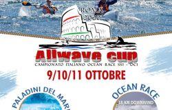 Da Torvajanica ad Ostia surfando sulle onde, alla Lega Navale l'Allwave Cup Ocean Race