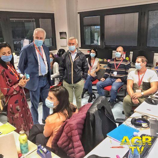 Pegaso d'oro a ricercatori di Toscana Life Sciences: hanno isolato anticorpi anti-Covid19