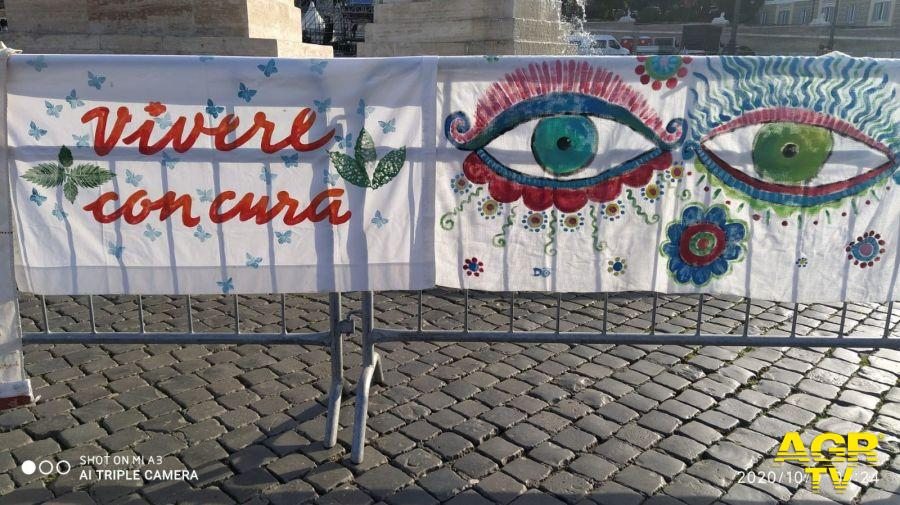 Piazza del Popolo Fridays for Future