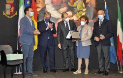 Caiazzo conferimento cittadinanza questore roma