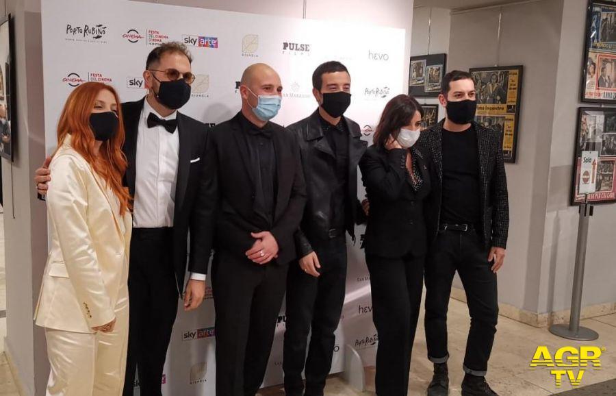 Noemi, Renzo Rubino, Fabrizio Fichera, Paola Turci, Paolo Brondi